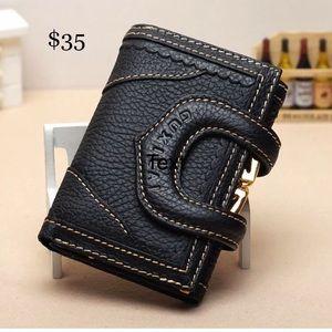 Guxilai Italian Leather Wallet